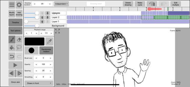 best animation app for beginners