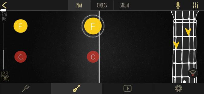 Kala Ukulele Learning App