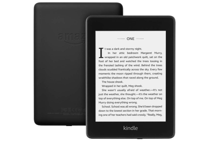 Kindle Paperwhite E-ink Device
