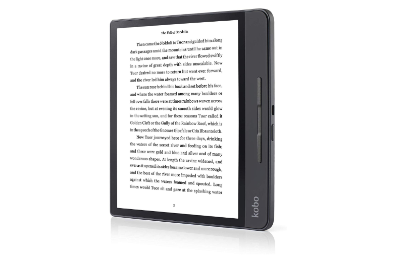 Kobo Forma Best Kindle Alternative