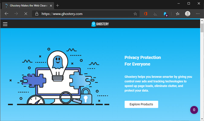 ghostery-extension