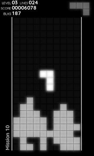 falling lightblocks gameplay