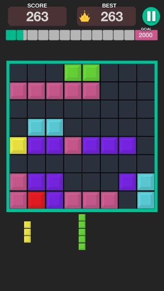 block puzzle tetris game for ios