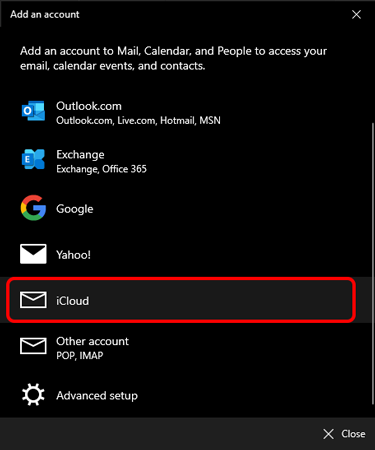 use-an-icloud-account-in-ms-mail