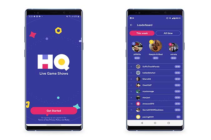 HQ Trivia - Best Quiz Apps Android