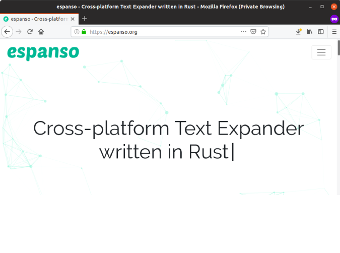 espanso-text-expansion-app - ubuntu text expander