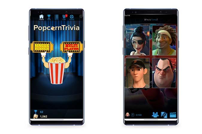 Popcorn Trivia