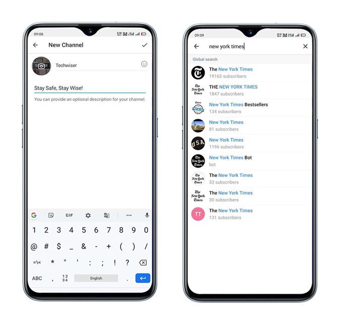 Telegram Channels - telegram vs whatsapp