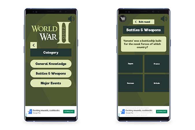World War 2 Quiz