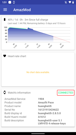 amazmod-services-app-connected-to-phone