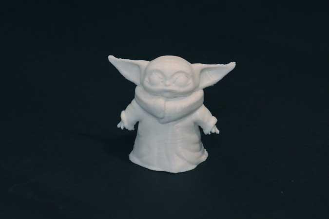 Baby Yoda 3d print