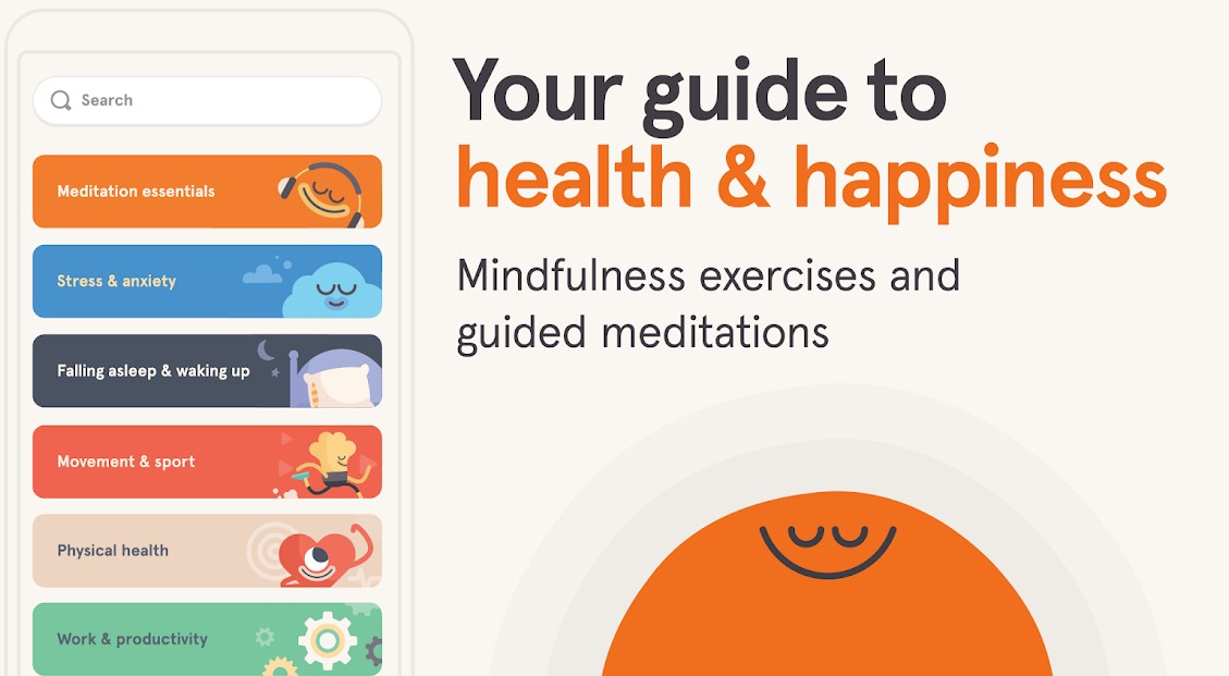 headspace meditation courses
