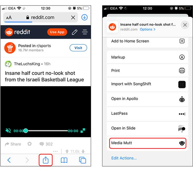 How To Download Reddit Videos On Iphone Techwiser
