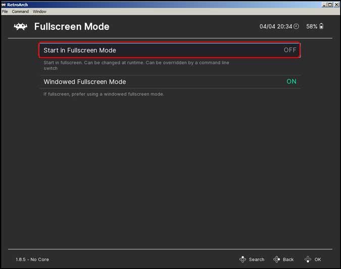 enable open in fullscreen