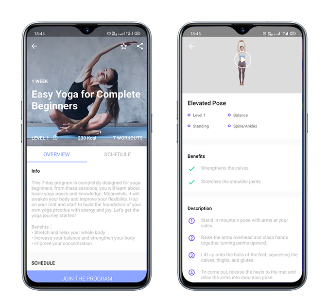 Daily Yoga Best Yoga Apps for iOS and Android