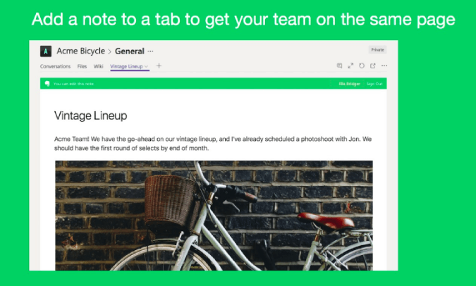 evernote-extension - best apps for microsoft teams