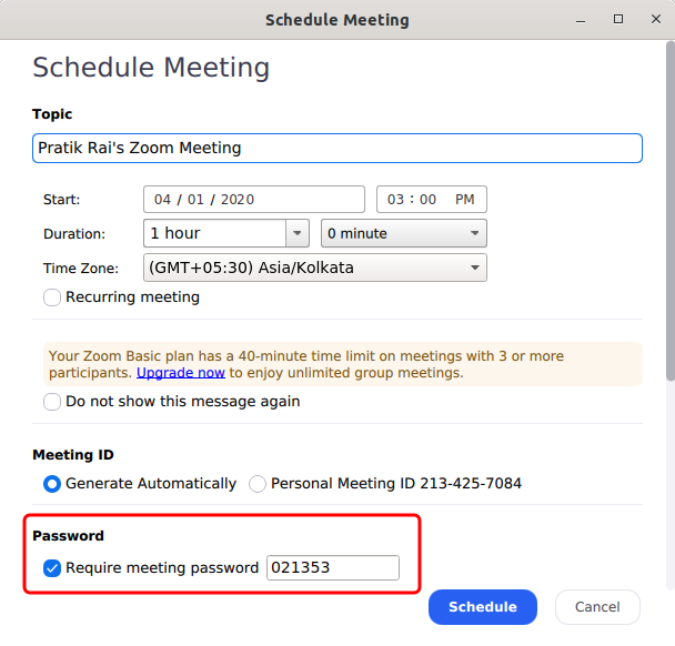 password-protect-zoom-meetings - zoom tips and tricks
