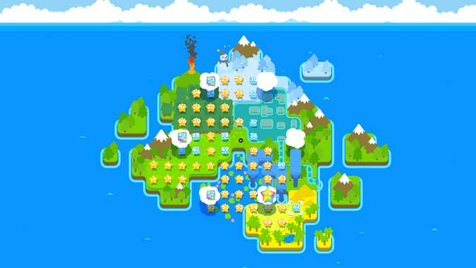 snakebird game for Apple TV