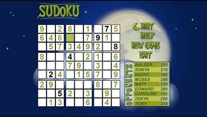 sudoku game for roku