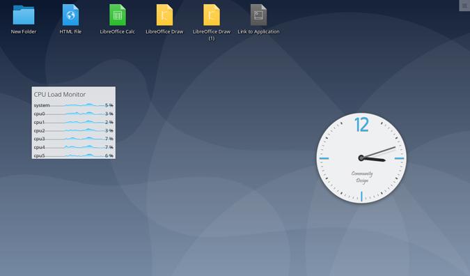 KDE Linux on Chromebook