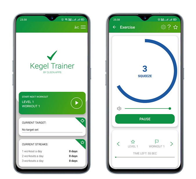 kegel trainer - best parenting apps