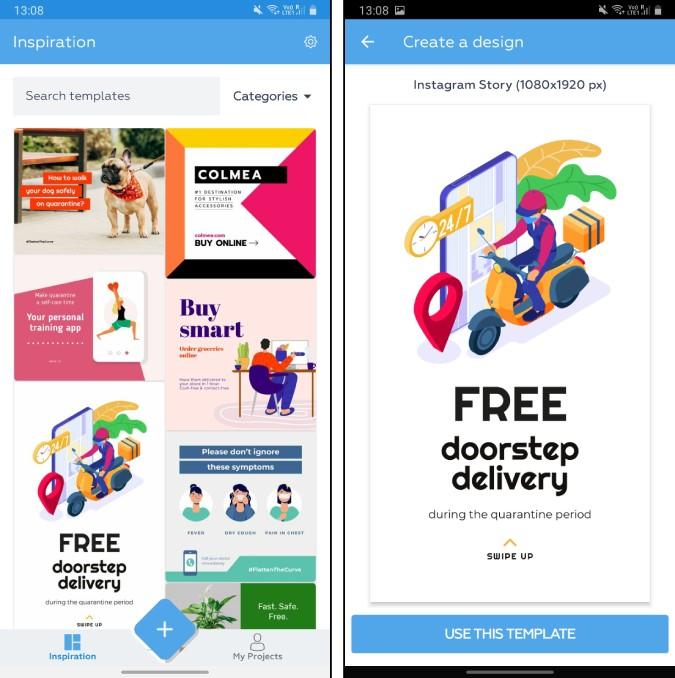 crello - best poster making app