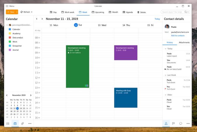 emClient-calendar