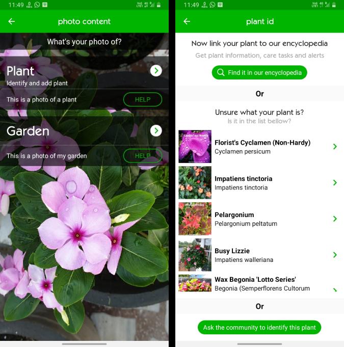 garden_tags - Gardening Apps