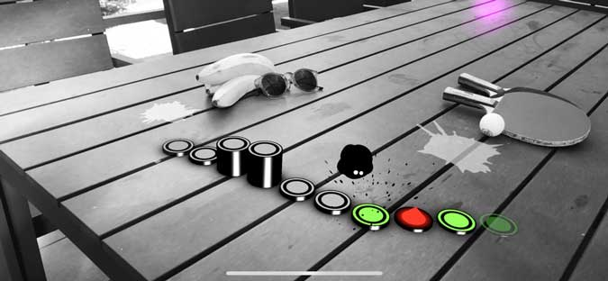 AR Give it up- best AR Game for iPhone
