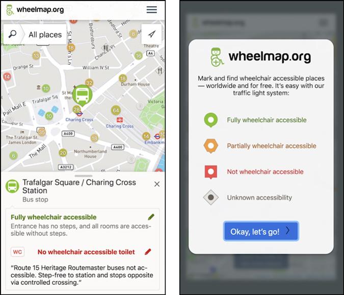 wheelmap screenshot