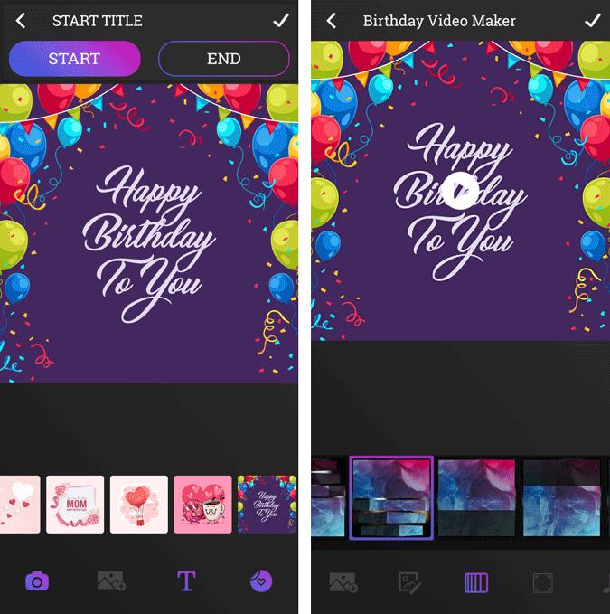 Birthday-Video-Maker