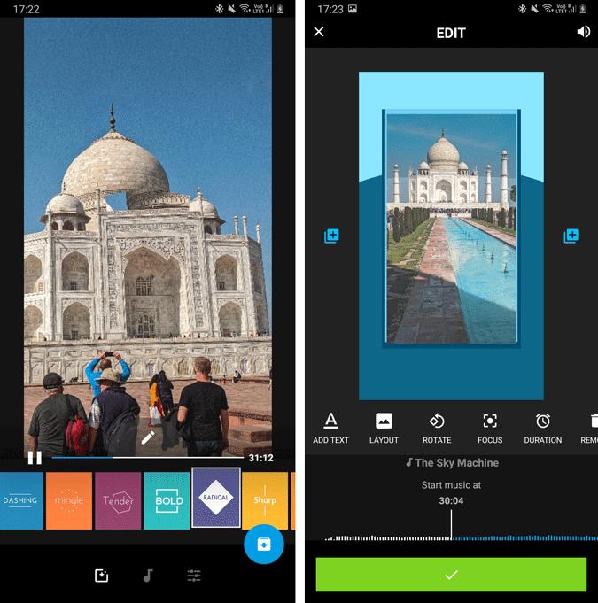 Quik-video-editing-app