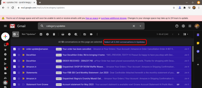 select-all-conversations-link-in-gmail