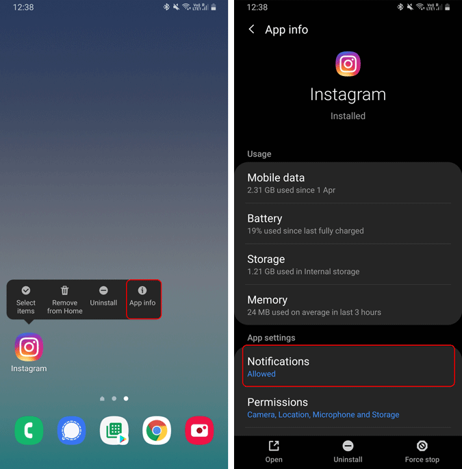 app-info-and-tap-on-notifications