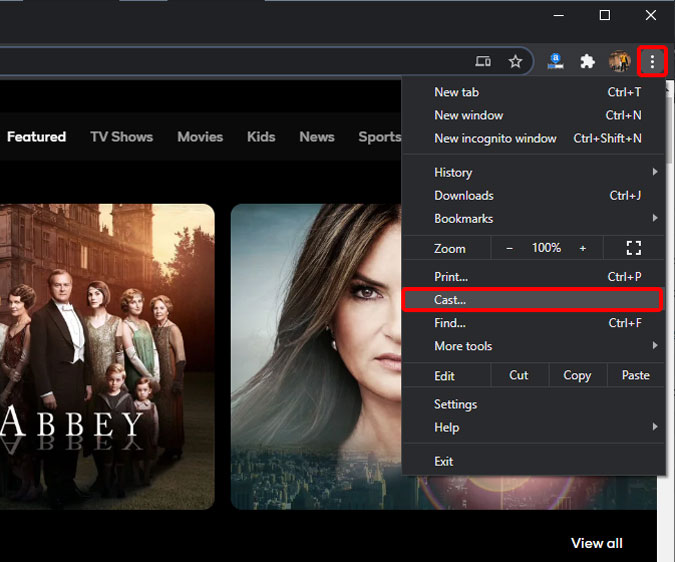 cast-option-in-google-chrome-browser