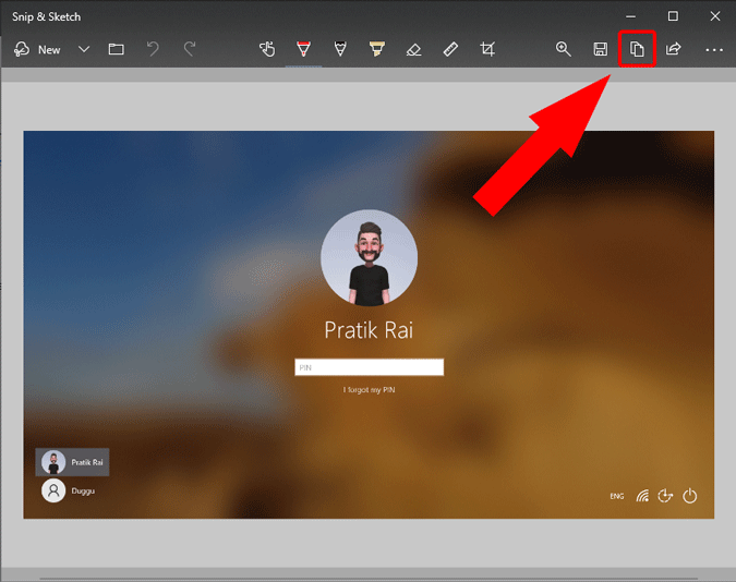 copy-the-screenshot-in-snip-and-sketch-tool