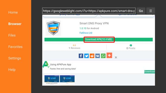 download SDP apk