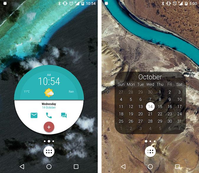 kwgt-clock-widgets