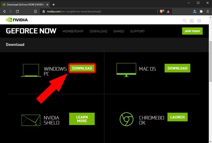 download-windows-GFN-app