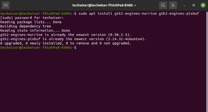 install-gtk-dependencies